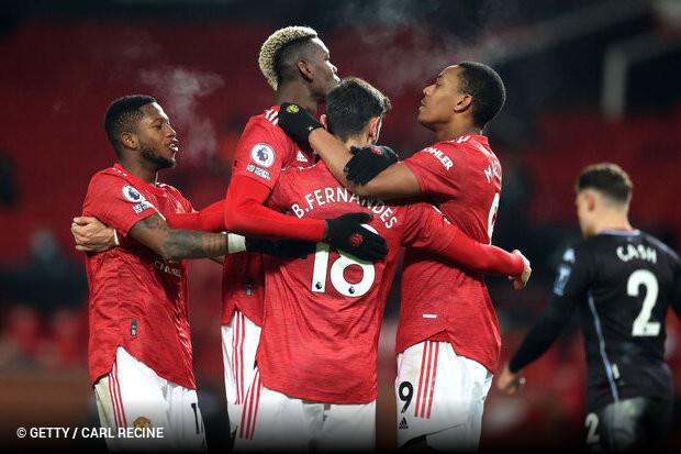 Mais Um Golo De Bruno Mais Uma Vitoria E O Manchester United Esta No Topo Zerozero Pt