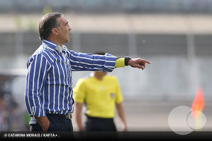 Campeonato Portugal: Manuel Matias assume comando de emblema transmontano