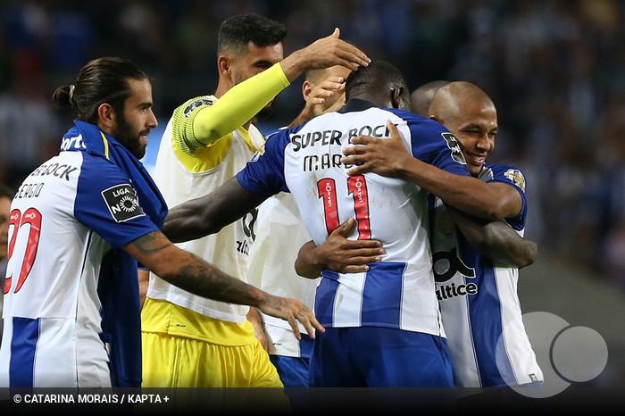 Liga NOS: FC Porto x Moreirense