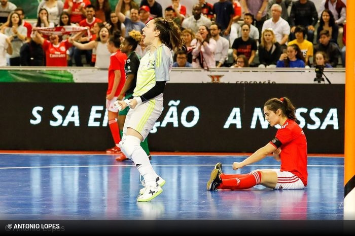 Benfica x Novasemente - Taça de Portugal de Futsal Feminino 2018/2019 - Final